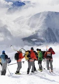Lở tuyết ở Thụy Sĩ làm 3 người Tây Ban Nha thiệt mạng