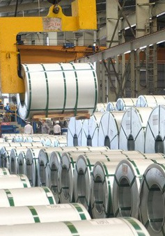 Châu Âu điều tra sản phẩm thép nhập khẩu của Việt Nam