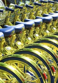 Trung Quốc chấn chỉnh dịch vụ xe đạp dùng chung