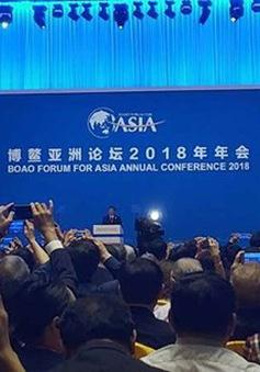 Khai mạc diễn đàn châu Á - Bác Ngao 2018