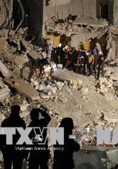 Syria: Hơn 90 người thương vong trong vụ nổ ở Idlib