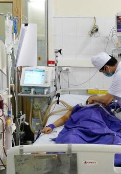 Chiến đấu với tử thần cứu bệnh nhân nhiễm trùng phổi nặng, suy đa tạng