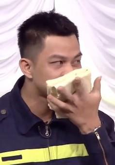 Dùng khăn mặt bịt mũi miệng khi có cháy sao cho đúng?