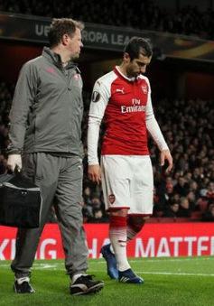 Arsenal nhận tin buồn từ Mkhitaryan