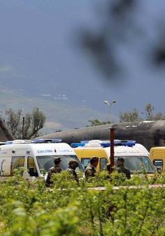 Điều tra vụ tai nạn máy bay ở Algeria