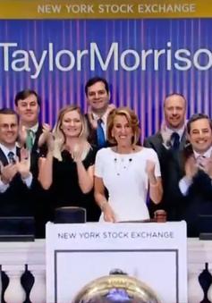 Thị trường Mỹ phản ứng động thái từ Trung Quốc