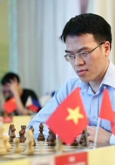 Lê Quang Liêm tụt bậc trên BXH cờ vua thế giới