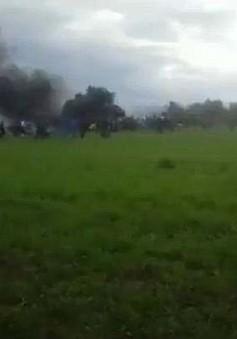 Tai nạn máy bay tại Algeria, 100 người thiệt mạng