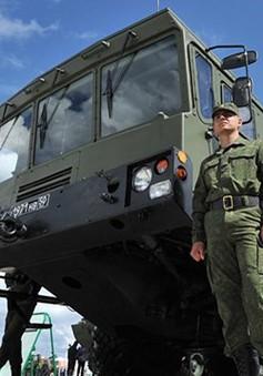 Quân đội Nga được đặt trong tình trạng báo động