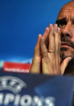 Pep Guardiola đối diện với án phạt nặng từ UEFA
