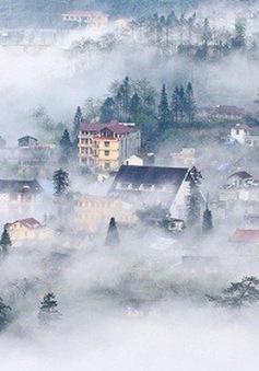 Sương mù rải rác vào buổi sáng ở khu vực từ Thanh Hóa đến TT - Huế