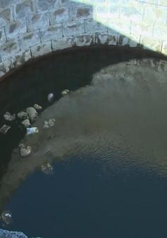Ninh Thuận: Nguồn nước nhiễm mặn bất thường, người dân bức xúc
