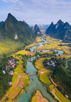 Hành trình Non nước Cao Bằng được công nhận là Công viên Địa chất Toàn cầu UNESCO