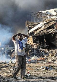Đánh bom sân vận động ở Somalia, nhiều người chết và bị thương