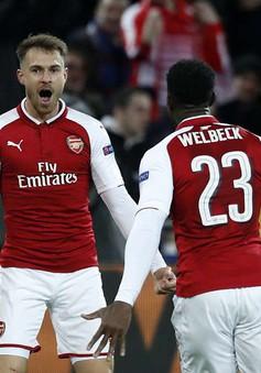 """Ramsey thành tiền vệ """"chịu khó"""" ghi bàn nhất Arsenal"""