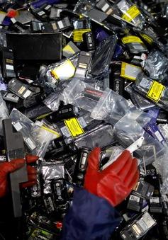 Hàn Quốc tái chế kim loại nhằm giảm phụ thuộc vào nhập khẩu