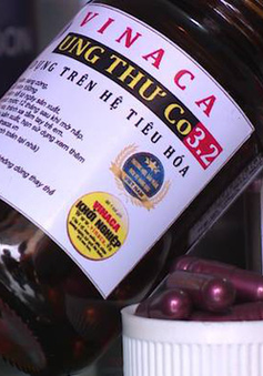 """Bộ Y tế thông tin chính thức về sản phẩm """"Vinaca ung thư Co3.2"""" từ bột than tre"""