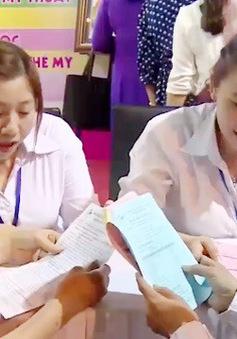 Khai mạc Ngày hội việc làm phụ nữ lần thứ 10
