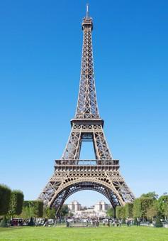 Pháp: Tháp Eiffel tạm đóng cửa do đình công