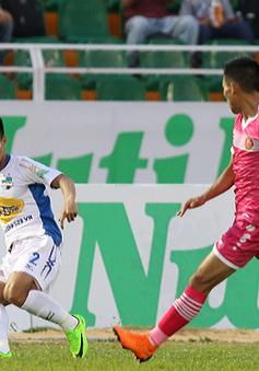 VIDEO: Tổng hợp trận đấu CLB Sài Gòn 3-1 CLB HAGL