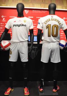 Sevilla sẽ ra mắt trang phục thi đấu đặc biệt