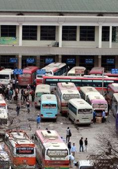 Hà Nội tăng cường 600 lượt xe khách dịp 30/4