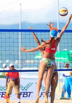 Lần đầu tiên tại Việt Nam sẽ tổ chức giải bóng chuyền bãi biển trong hệ thống World Tour