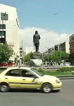 Cuộc sống vẫn diễn ra bình thường tại Damascus, Syria