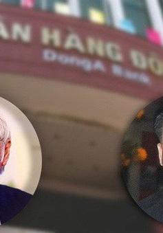 """Vụ án tại Ngân hàng Đông Á: Điều tra bổ sung vai trò của Vũ """"nhôm"""""""