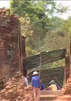Hợp tác quốc tế để trùng tu khẩn cấp di sản Mỹ Sơn