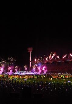 Bế mạc Đại hội Thể thao khối Thịnh vượng chung 2018