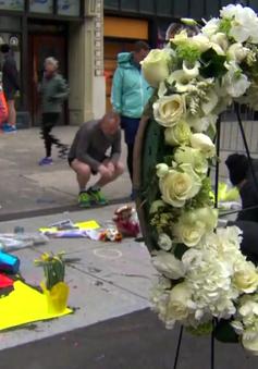 Boston kỷ niệm 5 năm đánh bom tại giải marathon