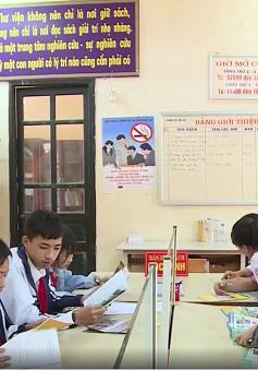 Hiệu quả mô hình nhà trường không khói thuốc tại Vĩnh Phúc