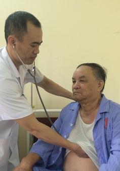 Đặt cùng lúc 6 stent mạch vành cho người bệnh