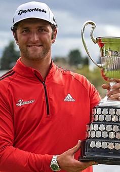 Jon Rahm vô địch giải golf Tây Ban Nha mở rộng