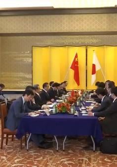 Trung Quốc và Nhật Bản cải thiện quan hệ