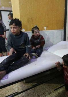 Vụ tấn công bằng vũ khí hóa học ở Syria qua lời kể của các nhân chứng