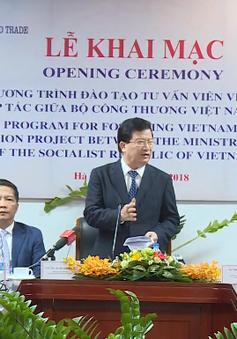 Công nghiệp hỗ trợ là một trong những lĩnh vực được Chính phủ Việt Nam đặc biệt quan tâm