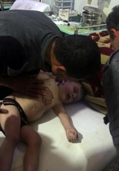 Chuyên gia của Tổ chức Cấm vũ khí hóa học đã đến Douma, Syria