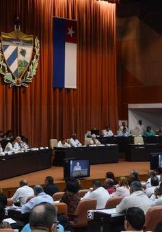 Quốc hội Cuba sẽ họp sớm một ngày so với dự kiến