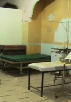 Syria mở chuyến thăm bệnh viện Douma nhằm bác bỏ cáo buộc dùng vũ khí hóa học