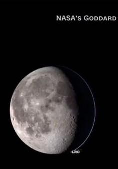 NASA công bố hình ảnh 4K đầu tiên về mặt trăng