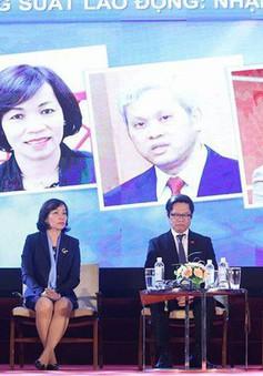 Người Việt giỏi nhưng chưa được đầu tư đúng và đủ nên năng suất lao động còn thấp