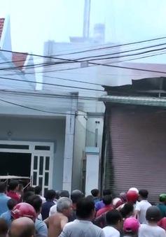 Cháy rụi nhà dân ở trung tâm thành phố Biên Hòa, Đồng Nai