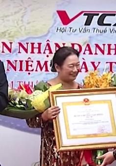 Hội Tư vấn thuế Việt Nam nhận Huân chương lao động