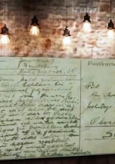 Những lá thư tràn đầy hi vọng thời Thế chiến thứ 2
