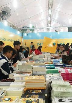 Tưng bừng Ngày hội Sách tại Thư viện Quốc gia Việt Nam