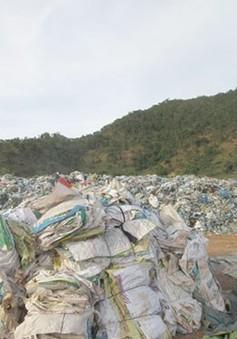 Bình Thuận: Ô nhiễm nghiêm trọng từ bãi rác khổng lồ được đầu tư hơn 14 tỷ đồng