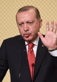 Tổng thống Thổ Nhĩ Kỳ tuyên bố tổ chức bầu cử sớm