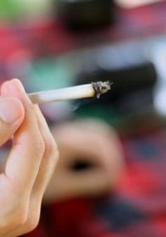 Đẩy mạnh phòng chống tác hại của thuốc lá